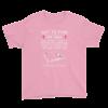 Charity Pink-990B Youth Lightweight Fashion T-Shirt
