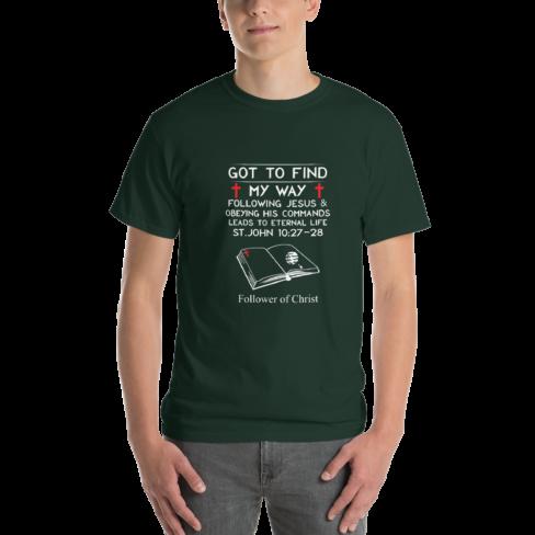 Forest Guildan 2000 Men's Short-Sleeve T-Shirt